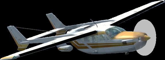 FlightSim Developers - Cessna 337 and Cessna 02A (for Flight