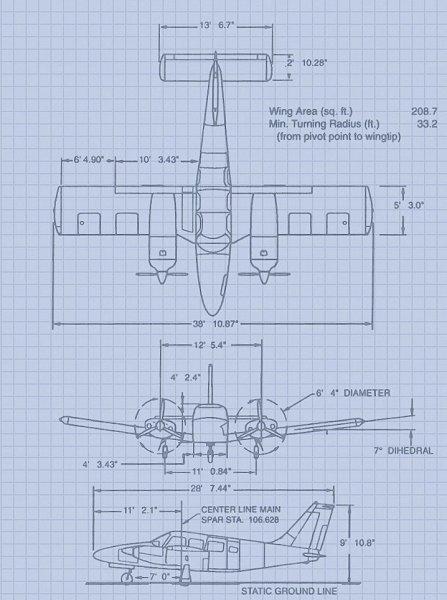 FlightSim Developers - Piper Seneca V (for Flight Simulator X and