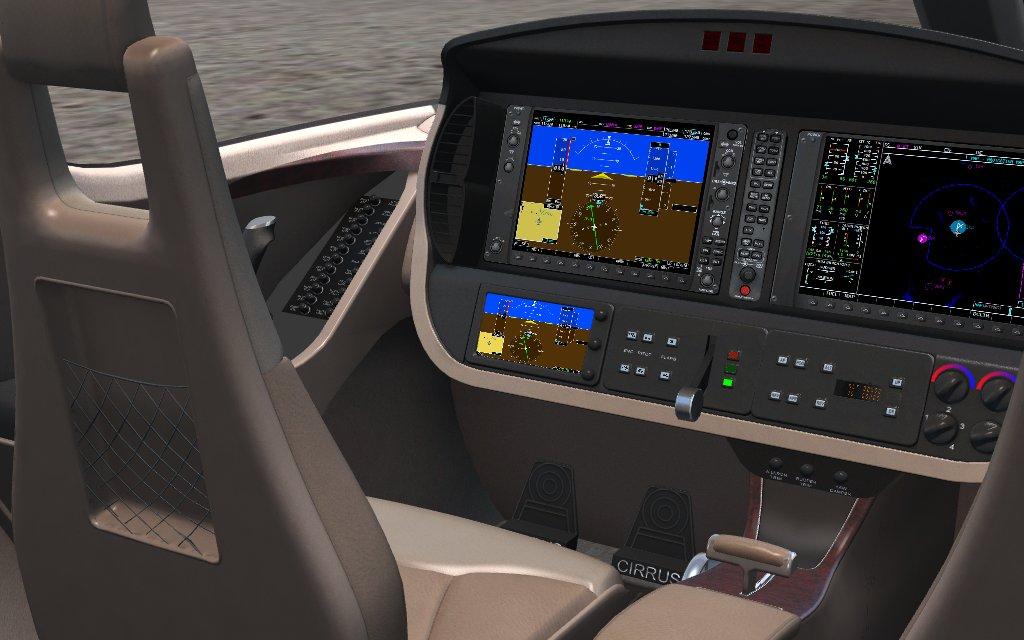 Flightsim Developers Cirrus Vision Sf50 For Flight